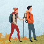 Besondere Wanderwege