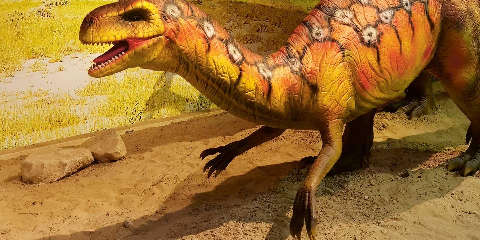 Dino Zoo Metelen – Plateosaurus