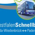Stündlich von Rheda-Wiedenbrück nach Paderborn – Der Westfalen-Schnellbus geht an den Start