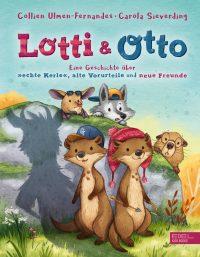 In ihrer zweiten Geschichte führen Lotti & Otto mit viel Witz und Herz allen vor Augen, wie tief verankert Vorurteile in der Gesellschaft sind – und dass es sich lohnt, sie zu hinterfragen.Edel Kids Books Collien Ulmen-Fernandes Lotti und Otto. Eine Geschichte über