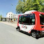 SOfia – der autonome Shuttle-Bus in Soest